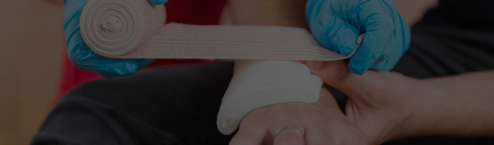 Build skills & expertise in first aid with FLEX Training